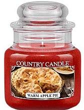 Parfüm, Parfüméria, kozmetikum Illatgyertya üvegben - Country Candle Warm Apple Pie