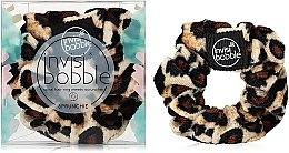 Parfüm, Parfüméria, kozmetikum Hajgumi, leopárd mintás - Invisibobble Sprunchie Purrfection