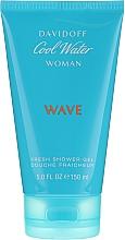 Parfüm, Parfüméria, kozmetikum Davidoff Cool Water Wave Woman - Tusfürdő