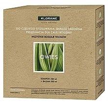 Parfüm, Parfüméria, kozmetikum Szett - Klorane Oat Milk (shm/200ml + h/balm/200ml)