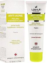 Parfüm, Parfüméria, kozmetikum Enzim peeling problémás és zsíros bőrre - Floslek Anti Acne Enzyme Peel