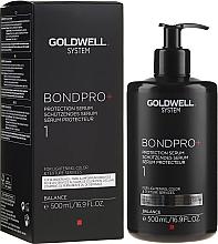 Parfüm, Parfüméria, kozmetikum Hajvédő szérum - Goldwell System BondPro+ 1 Protection Serum