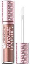 Parfüm, Parfüméria, kozmetikum Folyékony ajakrúzs - Bell Hypo Metallic Liquid Lips
