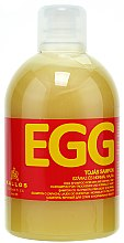 """Parfüm, Parfüméria, kozmetikum Sampon száraz hajra """"Tojásos"""" - Kallos Cosmetics Egg Shampoo"""