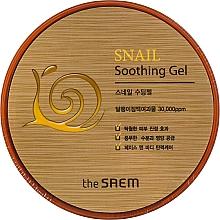 Parfüm, Parfüméria, kozmetikum Nyugtató gél csiga kivonattal - The Saem Snail Soothing Gel