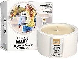 Parfüm, Parfüméria, kozmetikum Illatosított gyertya - House of Glam Million Reasons Candle