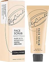 """Parfüm, Parfüméria, kozmetikum Kávés bőrradír arcra """"Virágos"""" - UpCircle Coffee Face Scrub Floral Blend"""
