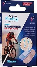 Parfüm, Parfüméria, kozmetikum Sebtapasz készlet aktív embereknek - Ntrade Active Plast First Aid For Active People Patches