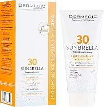 Parfüm, Parfüméria, kozmetikum Fényvédő testápoló tej - Dermedic Sun Protection Milk SPF 30