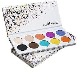 Parfüm, Parfüméria, kozmetikum Szemhéjfesték paletta - Paese Vivid View Eyeshadow Palette