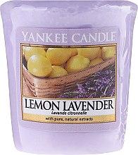 """Parfüm, Parfüméria, kozmetikum Illatosított gyertya """"Citrom és levendula"""" - Yankee Candle Scented Votive Lemon Lavender"""