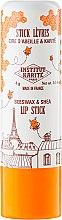 Parfüm, Parfüméria, kozmetikum Ajakbalzsam - Institut Karite Beeswax & Shea Lip Sticks