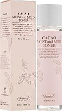 Parfüm, Parfüméria, kozmetikum Tonik kakaó vajjal - Benton Cacao Moist and Mild Toner