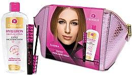 Parfüm, Parfüméria, kozmetikum Készlet - Dermacol (water/400ml + mascara/10ml + bag)