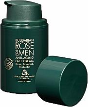 Parfüm, Parfüméria, kozmetikum Öregedésgátló krém férfiaknak - Bulgarian Rose For Men Anti-Agin Face Cream