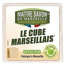 Parfüm, Parfüméria, kozmetikum Szappan - Maitre Savon De Marseille Le Cube Marseillais Extra Pur Soap Bar