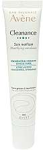 Parfüm, Parfüméria, kozmetikum Mattító emulzió arcra - Avene Cleanance Mattifying Emulsion