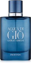 Parfüm, Parfüméria, kozmetikum Giorgio Armani Acqua di Gio Profondo - Eau De Parfum