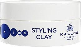 Parfüm, Parfüméria, kozmetikum Hajformázó agyag - Kallos Cosmetics KJMN Styling Clay