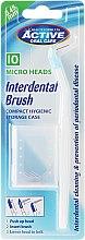 Parfüm, Parfüméria, kozmetikum Fogkefe fogtisztító +10 pótfej - Beauty Formulas Interdent Brush with 10 Micro Heads