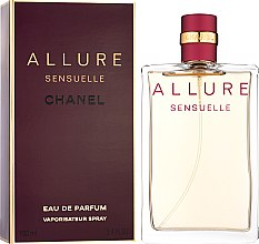 Parfüm, Parfüméria, kozmetikum Chanel Allure Sensuelle - Eau De Parfum