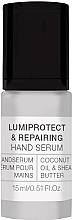 Parfüm, Parfüméria, kozmetikum Szérum kézre - Alessandro International Spa Lumiprotect & Repairing Hand Serum