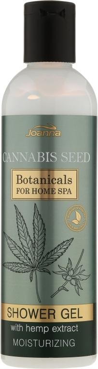 Hidratáló tusfürdő - Joanna Botanicals For Home Spa Cannabis Seed Shower Gel
