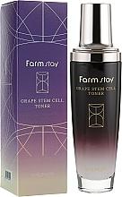 Parfüm, Parfüméria, kozmetikum Toner szőlő növény-őssejttel - FarmStay Grape Stem Cell Toner