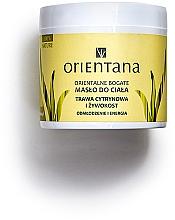 "Parfüm, Parfüméria, kozmetikum ""Delphinium és citromfű"" testápoló olaj - Orientana Body Oil"