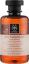 Parfüm, Parfüméria, kozmetikum Korpásodás elleni sampon - Apivita Shampoo For Dry Dandruff With Celery Propolis