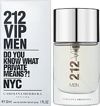 Parfüm, Parfüméria, kozmetikum Carolina Herrera 212 VIP Men - Eau De Toilette