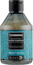 Parfüm, Parfüméria, kozmetikum Helyreállító sampon - Black Professional Line Turquoise Hydra Complex Shampoo