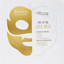 Parfüm, Parfüméria, kozmetikum Arcmaszk Holt tengeri ásványokkal - Sefiros Bio-Lifting Gold Mask
