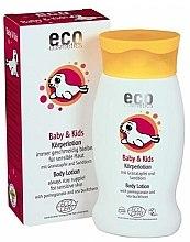 Parfüm, Parfüméria, kozmetikum Krém tej babáknak - Eco Cosmetics Baby&Kids Body Lotion