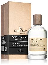 Parfüm, Parfüméria, kozmetikum Kolmaz Scoosh Code - Eau De Parfum