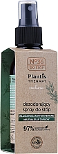 Parfüm, Parfüméria, kozmetikum Dezodor-spray lábra - Pharma CF No.36 Plantis Therapy Foot Spray
