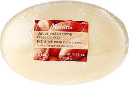 Parfüm, Parfüméria, kozmetikum Szappan argán és kókusz olajjal - Melvita Extra-Rich Soap
