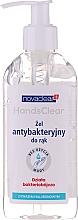 Parfüm, Parfüméria, kozmetikum Antibakteriális kézgél hiauloronsavval - Novaclear Hands Clear