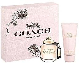 Parfüm, Parfüméria, kozmetikum Coach New York Eau De Parfum - Készlet (edp/50ml + b/lot/100ml)