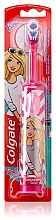 Parfüm, Parfüméria, kozmetikum Elektromos gyerek fogkefe, extra lágy, Barbie, rózsaszín-fehér - Colgate Electric Motion Barbie