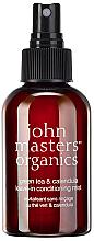 Parfüm, Parfüméria, kozmetikum Öblítést nem igénylő kondicionáló permet - John Masters Organics Green Tea & Calendula Leave-In Conditioning Mist