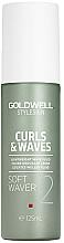 Parfüm, Parfüméria, kozmetikum Könnyű krém loknikhoz - Goldwell StyleSign Soft Waver Lightweight Wave Fluid