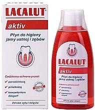 "Parfüm, Parfüméria, kozmetikum Szájvíz ""Aktív"" - Lacalut Aktiv"