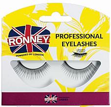 Parfüm, Parfüméria, kozmetikum Műszempilla, szintetikus - Ronney Professional Eyelashes RL00026