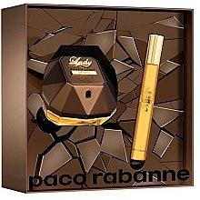 Parfüm, Parfüméria, kozmetikum Paco Rabanne Lady Million Prive - Szett (edp/50ml + mini/10ml)