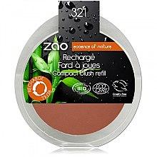 Parfüm, Parfüméria, kozmetikum Kompakt pirosító - Zao Compact blush refill (utántöltő)