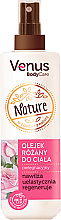 Parfüm, Parfüméria, kozmetikum Rózsa testolaj - Venus Nature Rose Body Oil