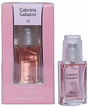 Parfüm, Parfüméria, kozmetikum Gabriela Sabatini Miss Gabriela - Eau De Toilette