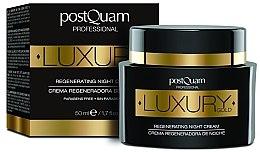 Parfüm, Parfüméria, kozmetikum Éjszakai arckrém - Postquam Luxury Gold Regenerating Night Cream