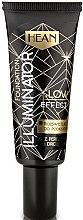 Parfüm, Parfüméria, kozmetikum Sminkalap fényvisszaverő hatással - Hean Foundation Illuminator Glow Effect